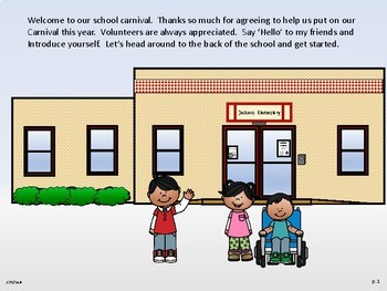 The Jackson School Carnival