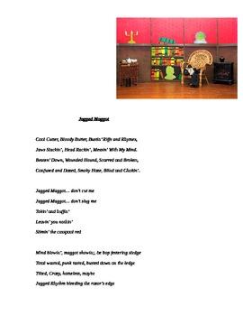 """""""The Jagged Maggot"""" A Red Ribbon Week Resource"""