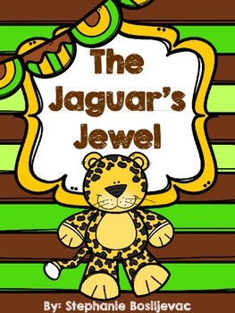 The Jaguar's Jewel:  A to Z Mysteries (Discussion Question