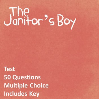 The Janitor's Boy Test  (New!)