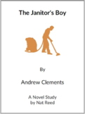 The Janitor's Boy - (Reed Novel Studies)