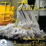 The Janitor's Boy Vocabulary and Assessment Bundle