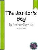 The Janitor's Boy by Andrew Clements  Novel Study