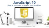 The JavaScript 10 (Distance Learning)