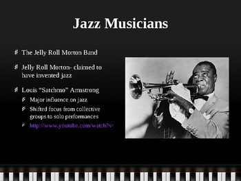 The Jazz Age and the Harlem Renaissance Powerpoint