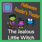 The Jealous Little Witch - Halloween Reader's Theater