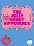 The Jelly Donut Difference Book Study Activities Kindness