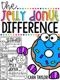 The Jelly Donut Difference Book Study by Maria Dismondy