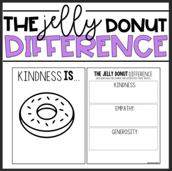 The Jelly Donut Difference / Read Aloud