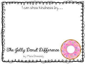 The Jelly Donut Difference: Response Page