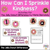 The Jelly Donut Difference activities
