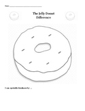 The Jelly Donut Difference: kindness, respect, caring, friends