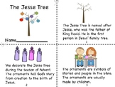 The Jesse Tree Mini Book