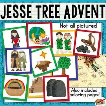 The Jesse Tree Advent Project