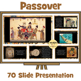 The Jewish Festival of Passover - 65 Slide PowerPoint Pres