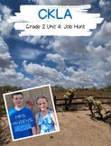 The Job Hunt - Unit 4 CKLA Grade 2