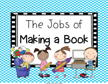 The Jobs of Making a Book