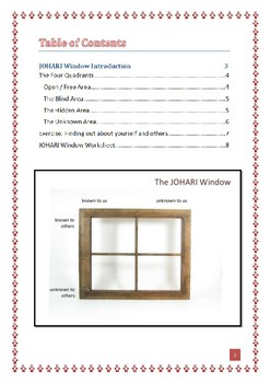 The Johari Window: Better understand ourselves and others