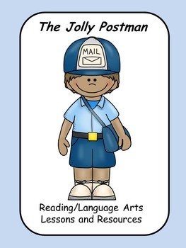 The Jolly Postman - Reading Comprehension Lessons and Resources