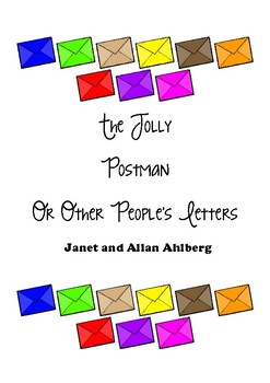 The jolly postman or other peoples letters activities by miss the jolly postman or other peoples letters activities spiritdancerdesigns Images