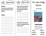 The Jones Family Express Trifold - Treasures 3rd Grade Unit 3 Week 4 (2009)