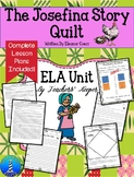The Josefina Story Quilt ELA Unit (Ink Friendly)
