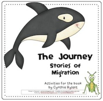 The Journey, Stories of Migration (Compatible with 3rd Grade Journeys basal)