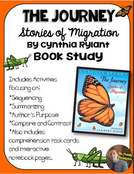 The Journey: Stories of Migration Excerpt Book Study: Orga