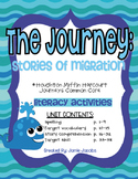 The Journey: Stories of Migration (Journeys Supplemental Materials)