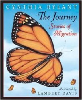 The Journey Stories of Migration Journeys Grade 3 Unit 5 Lesson 22 Day 1