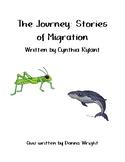 The Journey: Stories of Migration STAAR Stemmed Quiz