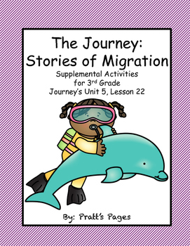 The Journey, Stories of Migration Supplemental Journey's Unit 5, Lesson 22
