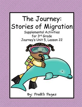 The Journey, Stories of Migration Supplemental Journey's U