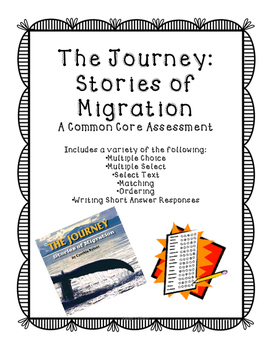 The Journey: Stories of Migration Assessment