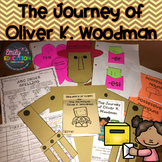The Journey of Oliver K. Woodman Journeys 3rd Grade Supplement Activities