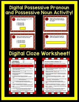 The Journey of Oliver K. Woodman Journeys 3rd Grade Unit 5 Google Drive Resource
