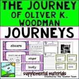 The Journey of Oliver K Woodman   Journeys 3rd Grade Unit 5 Lesson 23