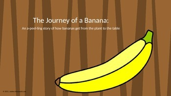 The Journey of a Banana