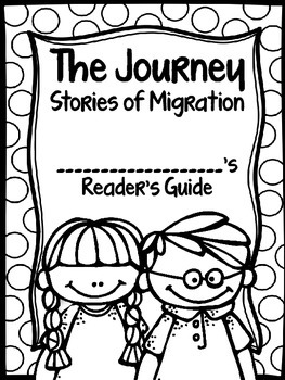 The Journey:Stories of Migration Journey's Activities Third Grade Lesson 22