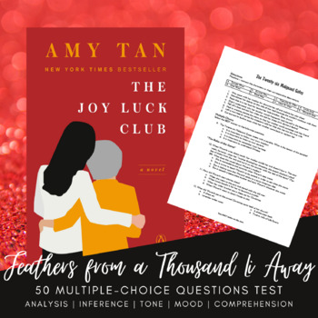The Joy Luck Club - Feathers from a Thousand Li Away TEST