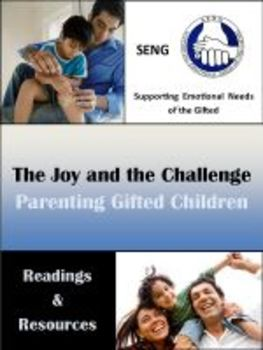 The Joy and the Challenge Parenting Gifted Children