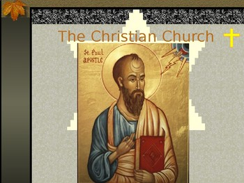 The Judeo-Christian Tradition- PPT