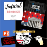 Flipped / AP Gov't - The Judicial Branch-The Complete Unit (High Interest Level)