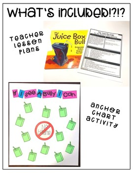 The Juice Box Bully- Behavior Basics Book Club
