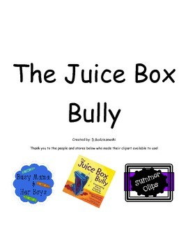 The Juice Box Bully Unit