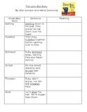 The Juice Box Bully: Vocabulary Building Activity