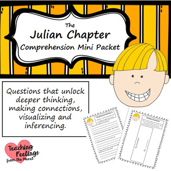 The Julian Chapter: Comprehension Mini Packet