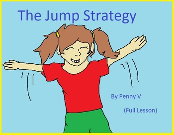 The Jump Strategy SMART Notebook Full Lesson