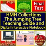 The Jumping Tree Activities and SELF-GRADING Test - 6th Grade HMH Collections
