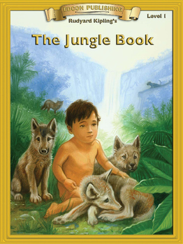 The Jungle Book 10 Chapter Novel with Student Activities and Answer Keys
